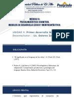 Pdf Clase 2- Módulo 2 - Primer desarrollo léxico.pdf