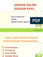 Presentation PN FATIMAH