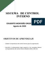 Tema lll SISTEMA DE CONTROL INTERNO (1) (1)