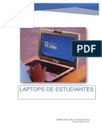 laptop estudiante