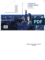 PROBLEMAS DE LA HISTORIA ARGENTINA - LOS GOLPES DE ESTADO EN ARGENTINA 1912-2011.pdf