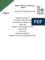 destilación Fraccionada equipo 9.pdf