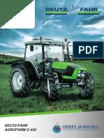TRACTOR-DEUTZ-AGROFARM-G430