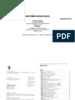 Anatomia Radiologica Möller