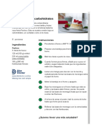 Pavlova_ Receta baja en carbohidratos de Diet Doctor
