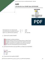Introduction aux bases de données avec BASE_Quiz_QCM BASE — Wikiversité
