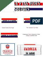 Proyecto La etica y las redes sociales