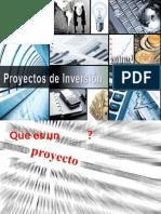 Proyectos de Inversión en Power Point