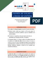 Teoría de Colas Unidad II.pptx