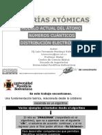 Conferencia Teoría Atómica