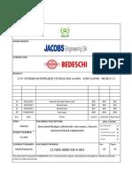 Specifications convoyeurs JACOBS