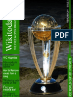 Wikitoday February 2011 Edition