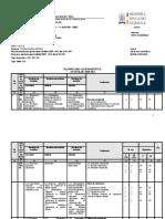 planificare ETICA SI COMUNICARE   - XA -