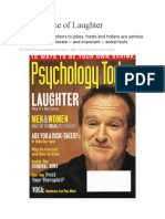 The Science of Laughter.docx