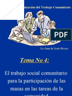 Inducción socialista Tema4