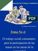 Inducción socialista  2 Tema4