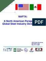 Global steel industry