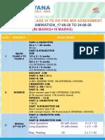 FINAL CBSE_VI TO VIII_PMA_BLUE PRINT_2020-21