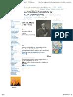 04 Ah! vous dirai-je, Maman - Metodo per pianoforte - XI edizione - Clementi, Muzio - COMPOSITORI