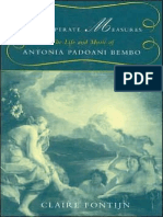 Desperate Measures The Life and Music of Antonia Padoani Bembo by Claire Fontijn (z-lib.org)