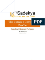Curacao Companies Profile Publication by Sadekya