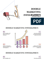 Doodle Marketing Infographics by Slidesgo