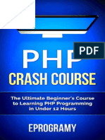 PHP Crash Course - The Ultimate Beginners Course to Learning PHP Programming in Under 12 Hours (z-lib.org).epub