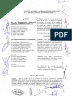 Acta Constitucion y Firma Convenio Dinosol 1 Febrero