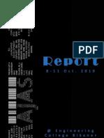 RajasFOSS Report 2010