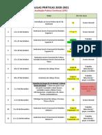 2020-2021 - Aulas Práticas Anatomia (10 de Outubro)