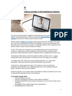 ZDesk – VDI Solutions Provider in the Healthcare Industry