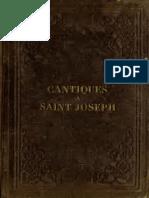 Cantiques à St. Joseph