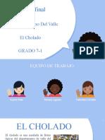 EL CHOLADO.pptx