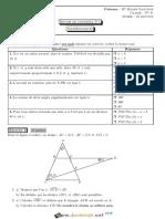 Devoir de Contrôle N°1 - Math - 1ère AS (2018-2019) Mr Hamdi Zantour 2