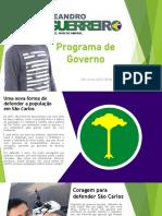 Plano de Governo-Leandro Guerreiro (Patriota)