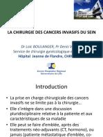 LA CHIR CONSERVATRICE DES CANCERS INVASIFS DU SEIN.pdf