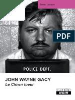 Daniel Lesueur - John Wayne Gacy, le Clown tueur