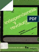 Independencia y Revolución (t.2)