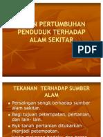 KESAN PERTUMBUHAN PENDUDUK TERHADAP ALAM SEKITAR-KS2