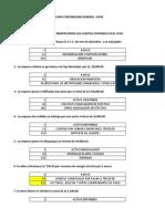 Practica calificada para reconociemtos de cuentas contabilidad