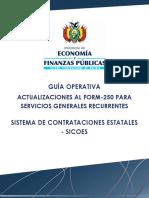 GuiaF250Recurrentes