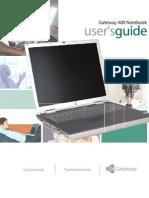 Compaq 400SD4 User Guide
