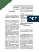 Ascensos en el sector Defensa - 12 de octubre de 2020