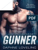 Lords Of Carnage MC 4 - Gunner