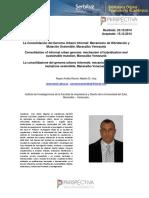 La Consolidacion del Genoma Urbano Maracaibo