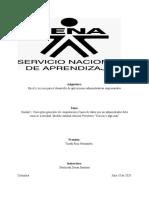 Actividad 1 Excel Acces Evidencia 2