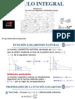 S11- Integrales Exponenciales y Logaritmos