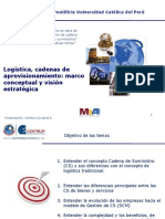 5.- Logistica Semana  3 - Centrum
