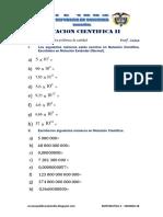 Matematic4 Sem 28 Guia de Estudio Notacion Cientifica II Ccesa007