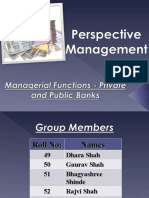 Perspective  Management - Sem1 MMS-I